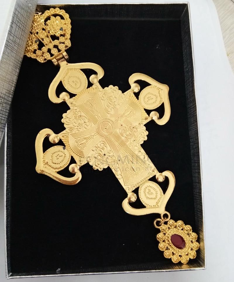 гръден кръст православен Исус - Декор за дома - Снимка 6