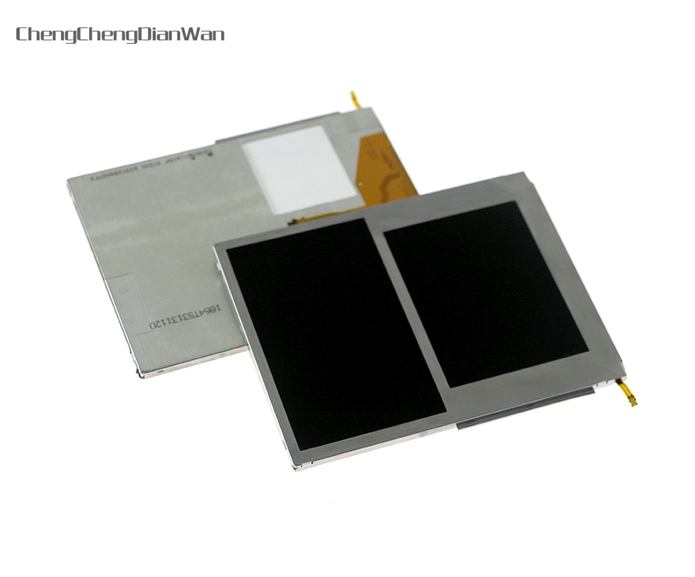 ChengChengDianWan Original New Lcd Display Screen For 2DS top with bottom screenChengChengDianWan Original New Lcd Display Screen For 2DS top with bottom screen