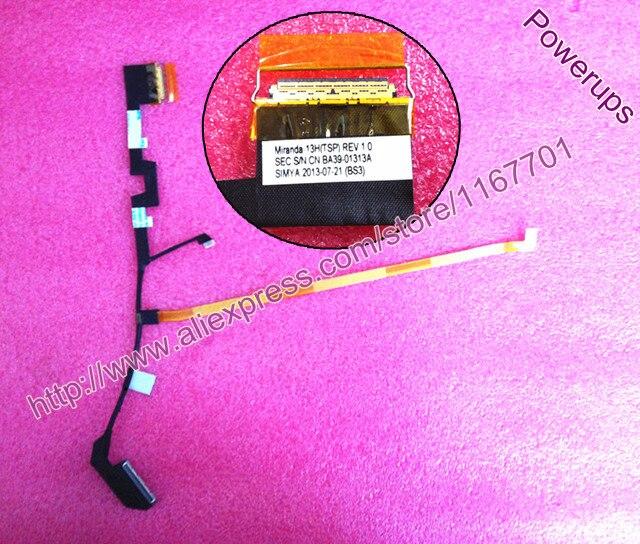 New LCD LED Screen Video Cable for SAMSUNG NP740u3e np730u3e BA39-01313A