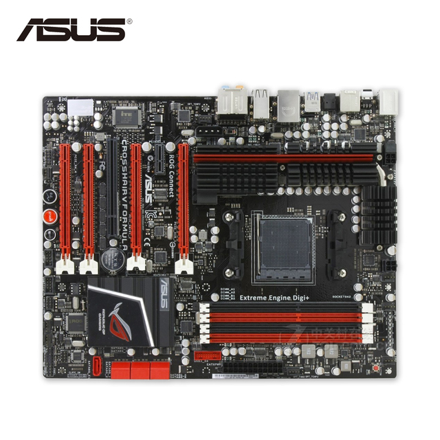 ASUS CROSSHAIR V FORMULA ROG CONNECT PLUS DRIVERS FOR PC