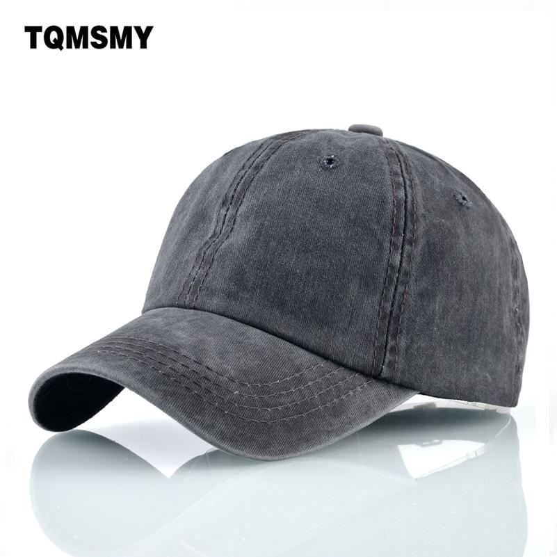 TQMSMY 15 Colors dad hat Unisex cotton   Baseball     Cap   for women Snapback   Caps   men's Sun Bone Solid color denim Casquette Gorras