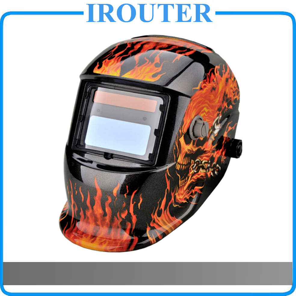 купить MOSKI, Solar Auto Darkening MIG MMA Electric Welding Mask/Helmet/welder Cap/Welding Lens for Welding Machine по цене 1511.58 рублей