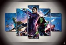 Hd Printed Guardians Of The Galaxy Painting Wall Art Canvas Print Room Decor Print Poster Picture Canvas Free Shipping/Ny-583