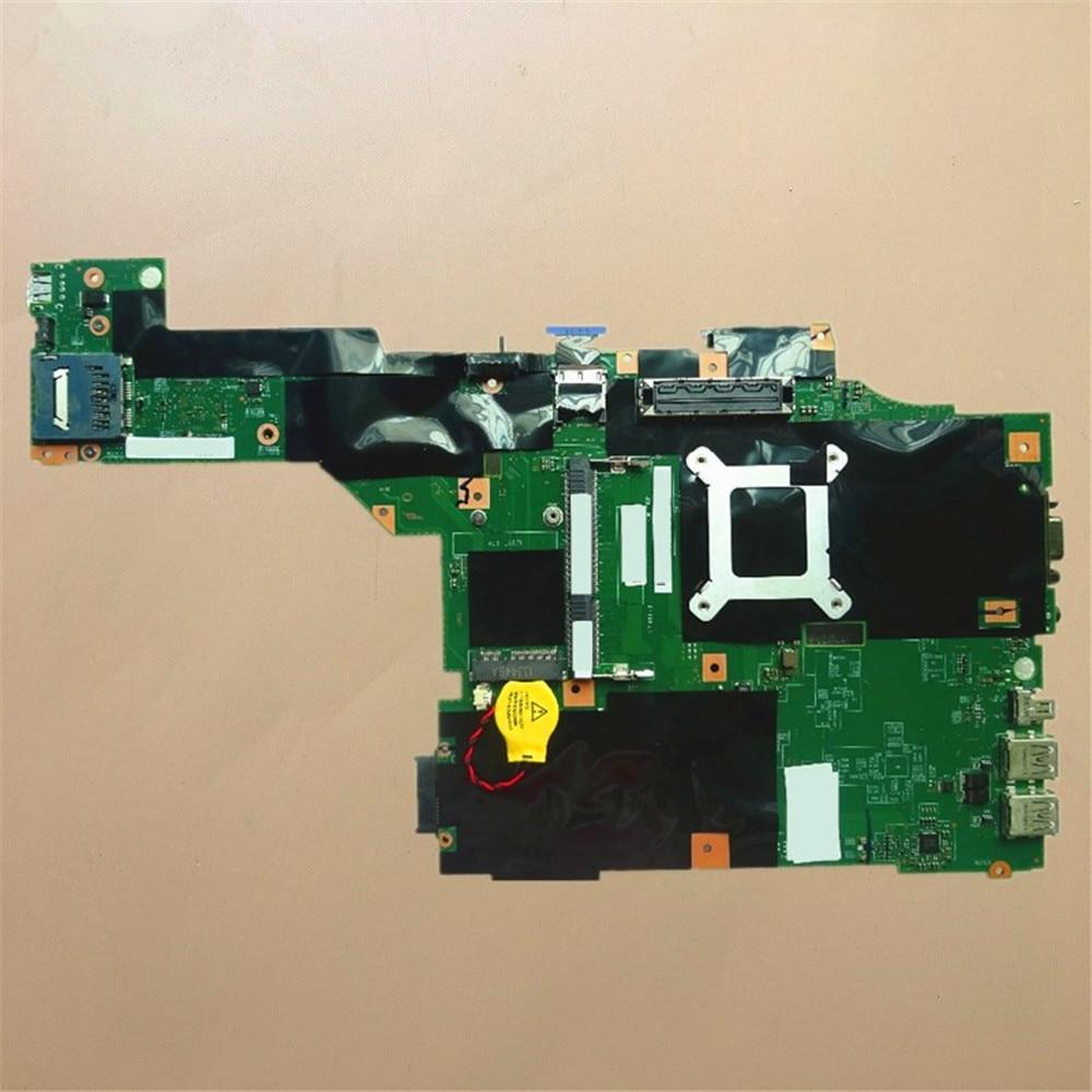 Для lenovo Thinkpad T430 материнская плата для ноутбуков FRU 04X3639 04X3641 04Y1936 QM77 NVS MB протестировано