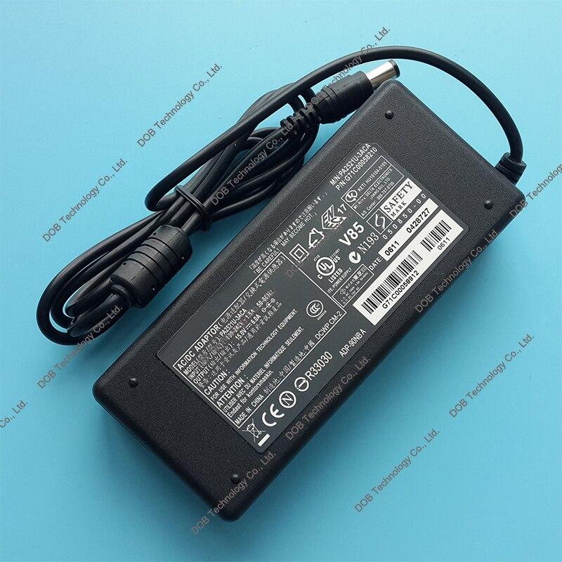Free Shipping 15V 6A 6.5mm*3.0mm AC Adapter <font><b>Charger</b></font> For <font><b>toshiba</b></font> PA2501U PA2521U PA3201U-1ACA A105 M105 Satellite A 1400 1800