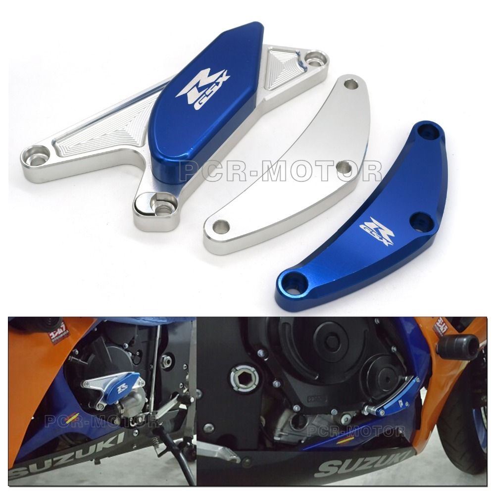 Motorcycle Falling Protection Aluminum Engine Guard Frame Sliders ...