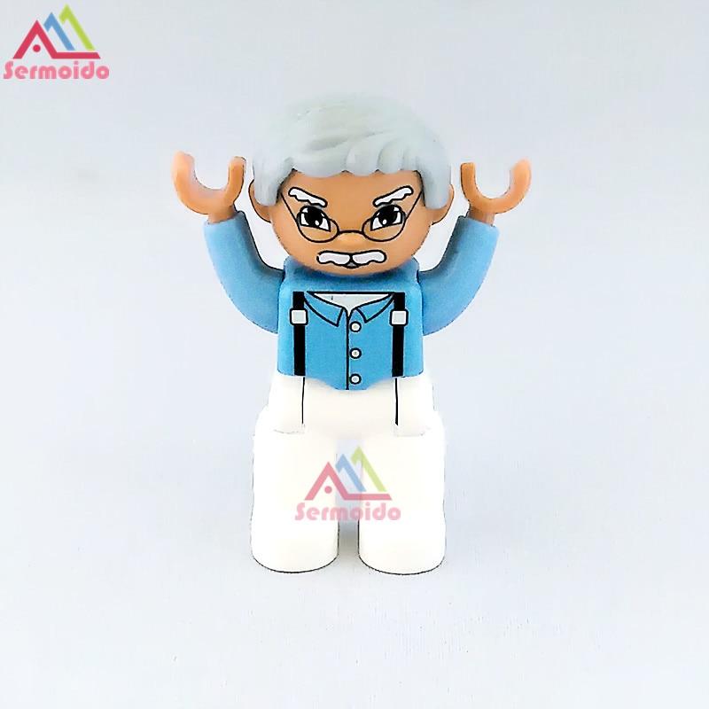 Single One Sale Original Playmobil 7cm Figure Summer Fun City Life Action Figures Kids Best Toys Gift Random Shipments B113