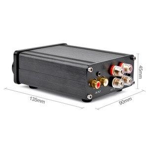 Image 2 - AIYIMA Mini HiFi TPA3116 2*50W ดิจิตอล Amplificador สเตอริโอเสียง Amp 2.0 Channel Class D เครื่องขยายเสียง