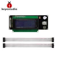 Keyestudio LCD2004 3D Module For Arduino 3 D Printer