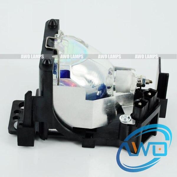 RLU-150-001 compatible lamp with housing for VIEWSONIC PJ500-1/PJ500-2,PJ501/PJ501-1,PJ520/PJ560/PJ560DC/PJ650/VS11990
