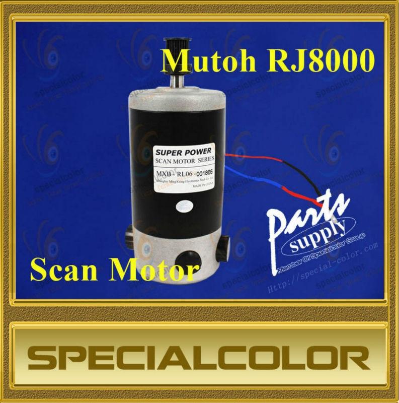 Factory Direct Mutoh RJ8000 Scan Motor for Mutoh Valuejet VJ1204 Printer Motor