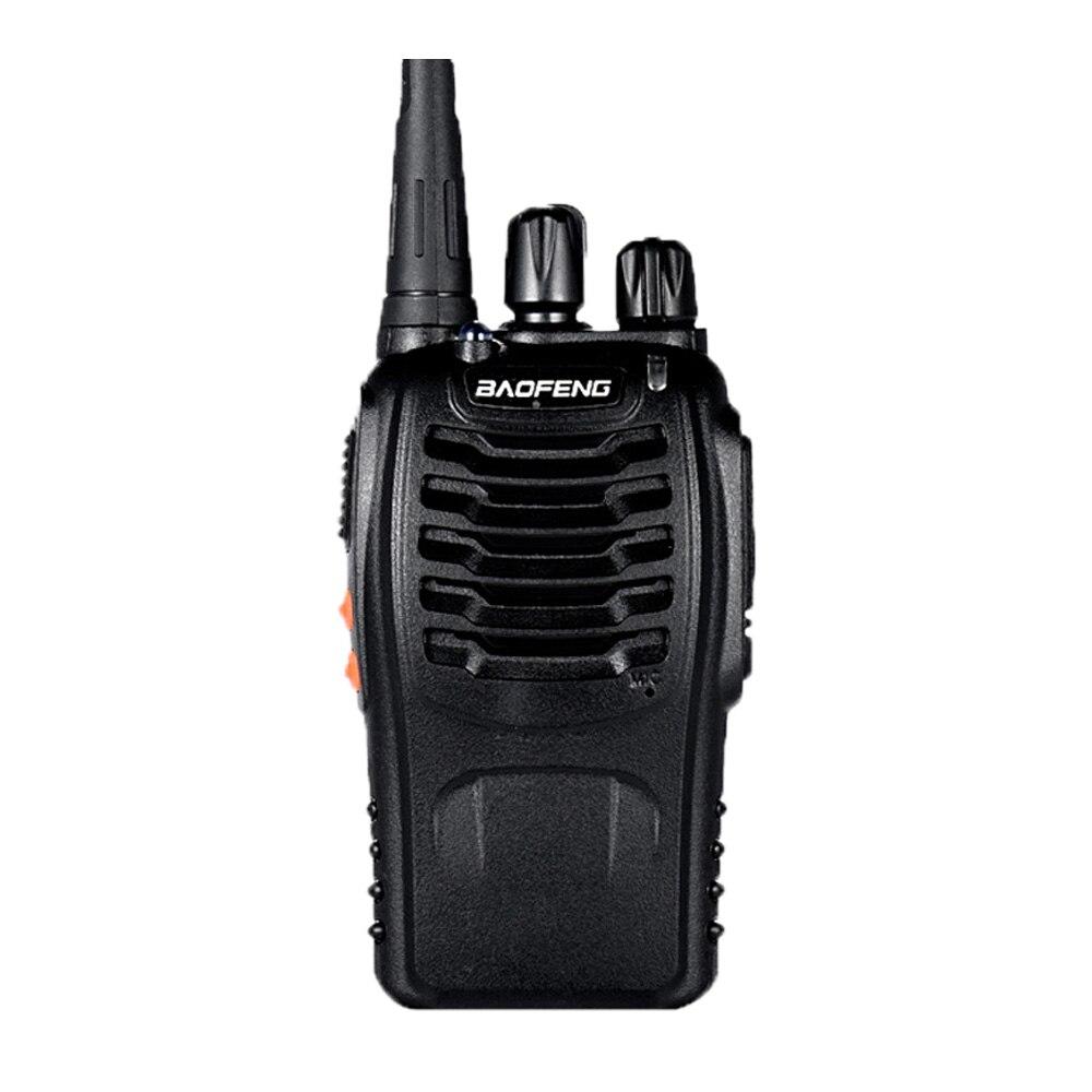 BAOFENG 888 s Talkie-walkie à Deux Voies Radio Portable BF888s 5 w 16CH UHF 400-470 mhz Talkie Walkie BF 888 s Transmetteur Émetteur-Récepteur