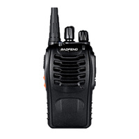 BAOFENG 888S Walkie Talkie Two Way Radio Portable BF888s 5W 16CH UHF 400 470MHz Talkie Walkie BF 888S Transmitter Transceiver