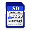 Best SDHC SD Card 128GB 64GB 32GB 16GB 8GB 4GB 2GB 1GB 128MB Class 10 Full Capacity Guaranteed Memory Card XC SDXC