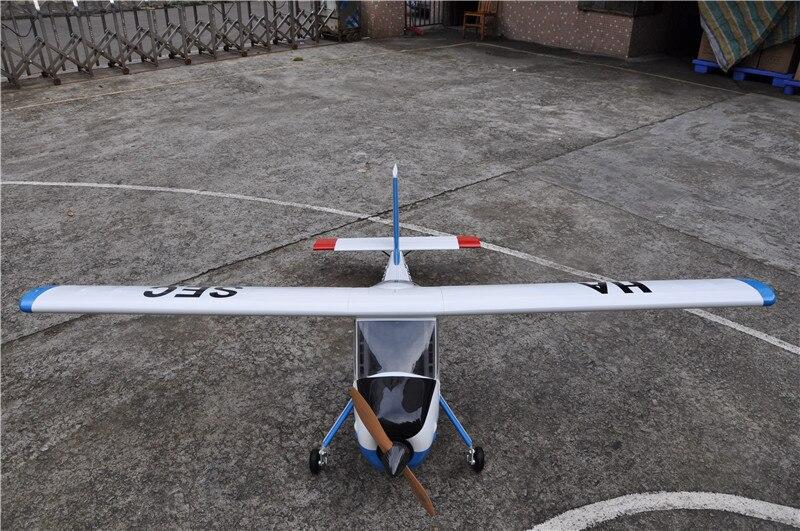 US $432 9  Large Balsa Wood RC Airplane Model 89
