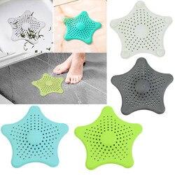 Silicone ventouses cuisine salle de bains évier accessoires pour salle de bain ventouse évier filtre égout cheveux passoires filtres D0001