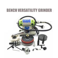 Bench-Grinder Grinding-Machine Power-Tools Flexible-Tube Electric Mini Variable-Speed