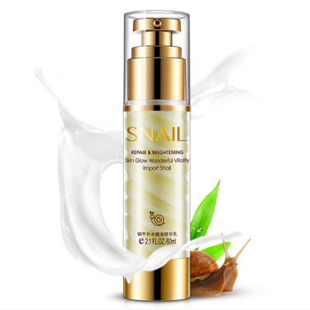 2018 Snail Essence Face Cream 60ml Serum Whitening Anti-wrinkle Anti Aging Hydrating Moisturizing Facial Creams Korean Cosmetics