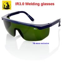 AL026 IR3.0 сварочные очки специальная 3,0 ультрафиолетовые инфракрасные защитные очки сварка газовая резка полированные лазерные очки