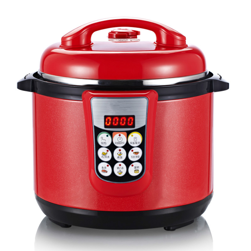 Electric Pressure Cookers pressure cooker double bravery genuine intelligent 5 people -6 electric cooker.5L cysb50fc89 100 electric pressure cooker 5l intelligent rice cooker pressure cooker double gall genuine