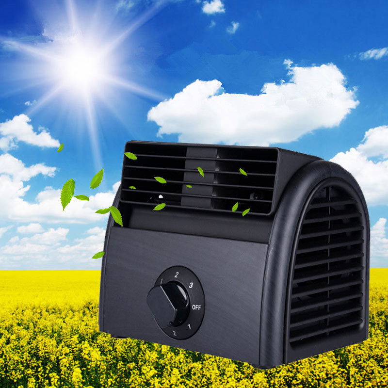220V Ny Portable Skrivebord Blæser Cooling Desktop Fan 30W Bladløser Fan Ventilateur Sans Pales Tower Fan