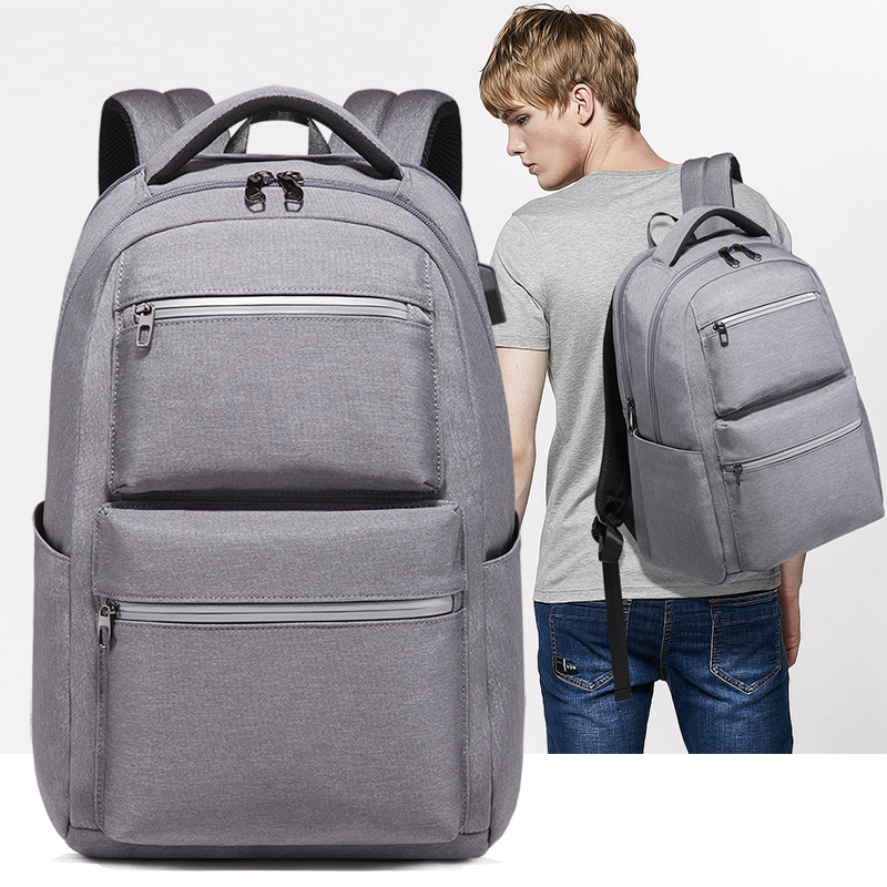New Fashion Mens Backpack Bag Oxford Mans Laptop Backpack Computer   Bags High School Student College Students Bag MaleNew Fashion Mens Backpack Bag Oxford Mans Laptop Backpack Computer   Bags High School Student College Students Bag Male
