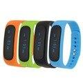 Universal Deep Waterproof Intelligent Sport Minitoring Wristband Calling Alarm Clock Smart Bracelet 4 Colors Optional