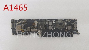 """Image 1 - A1465 2012 jaar Defecte Logic Board Voor reparatie 11.6 """"A1465 reparatie 820 3208 A 820 3208 B 820 3208 presenteerde een smc stencil"""