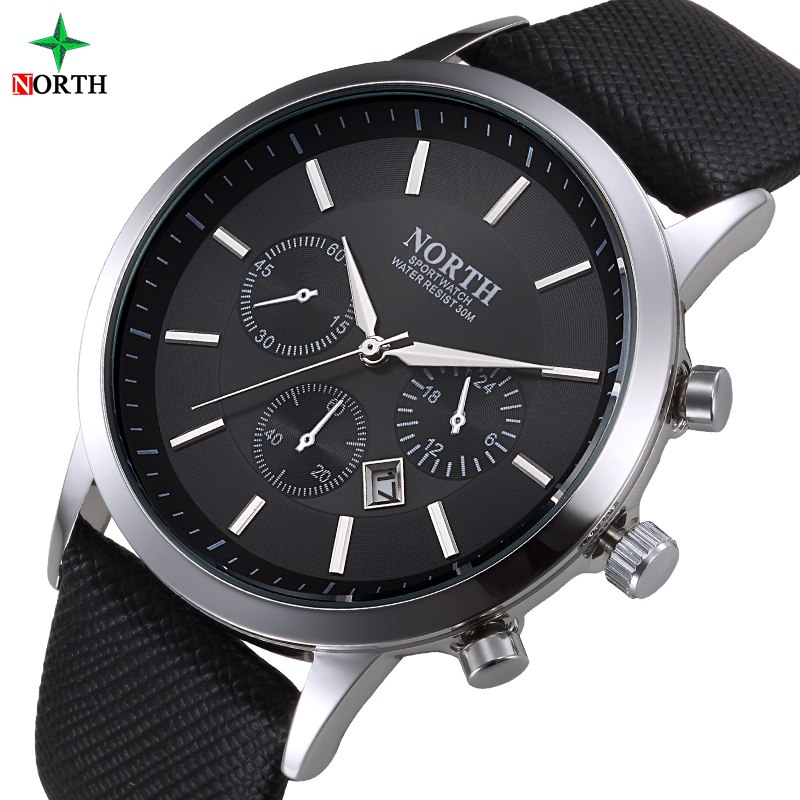 top brand luxury s watches box genuine leather casual