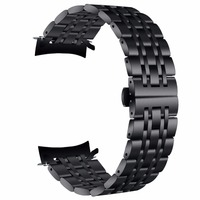 V Moro Newest Fashion Watch Straps For Samsung Gear S3 Classic Strap Metal Stainless Steel Band