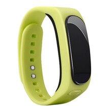 SmartBand Лидер продаж! 2017 Популярные B1 умный Браслет Мониторы Водонепроницаемый Bluetooth Smart часы fitnesstracker Превосходное качество AU25b