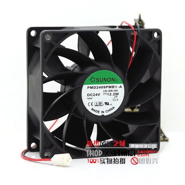 Nova PMD2409PMB1-A 9038 12.2 W 24 V fã inversor ATV71