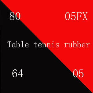 Table-Tennis Blade Racket Rubber Sponge Sale Red High-Quality