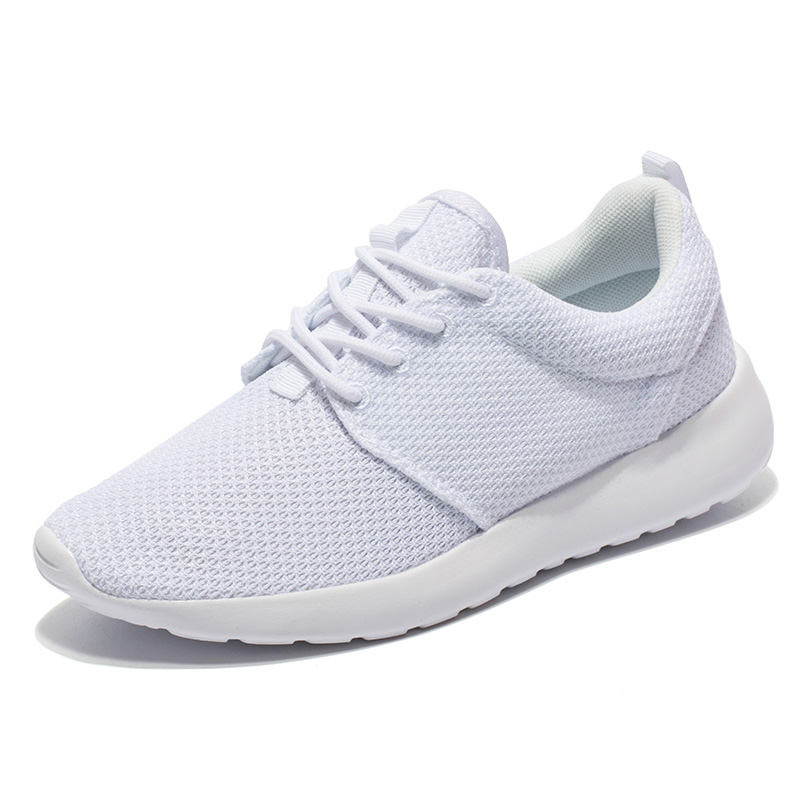 Classic Unisex Sneakers Comfortable Soft Running Shoes for Men Women White Black Male Big Size Sports Shoes Female Pink Shoes