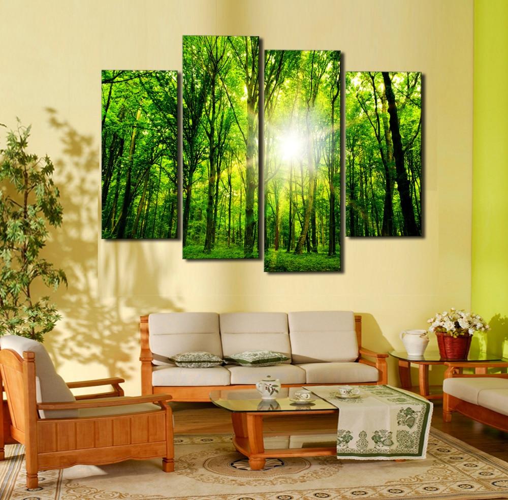 Online kopen Wholesale hout panel canvas uit China hout panel ...