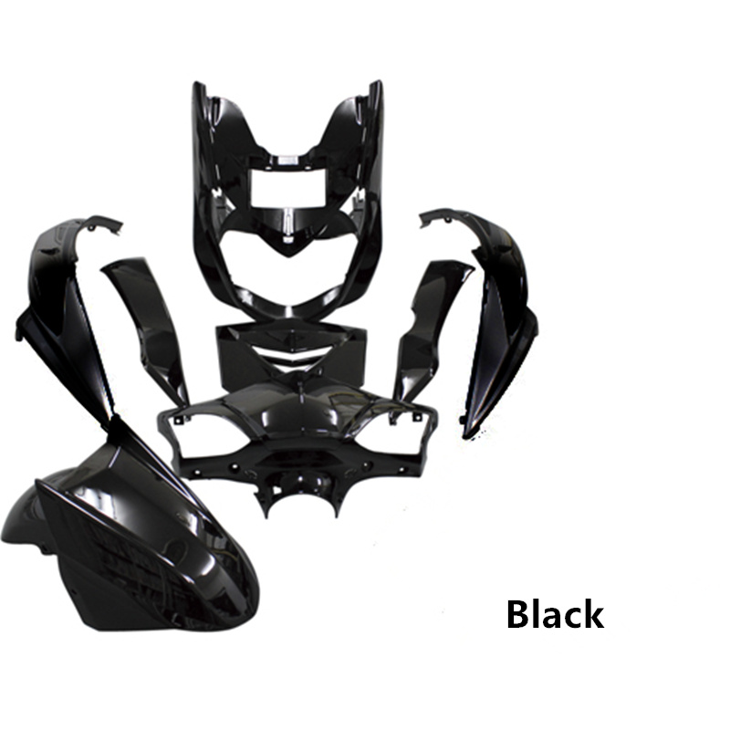 Motorcycle Accessories For YAMAHA CYGNUS125 2008 2012model Motorcycle Body Paint fairing Painted body ABS Plastic fairing