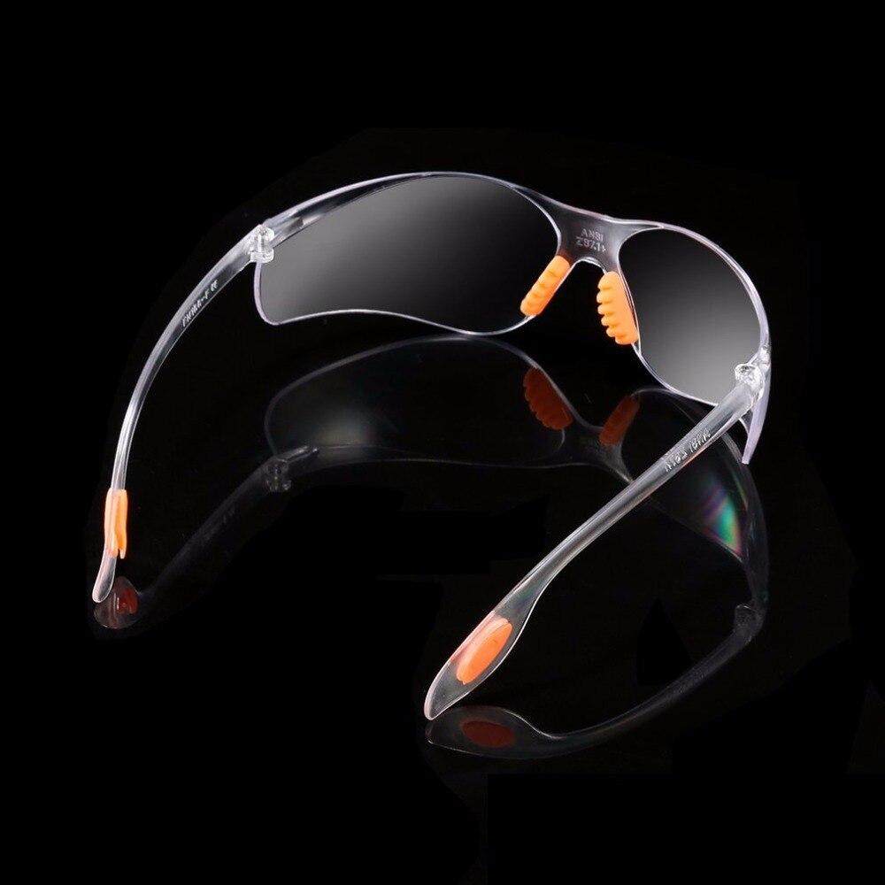 купить Safety Glasses Protective Motorcycle Goggles Dust Wind Splash Proof Lab Goggles Light Weight High Strength Impact Resistance по цене 78.88 рублей