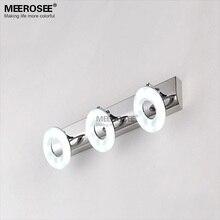 СВЕТОДИОДНЫЕ Стены светильник свет Ванная Комната Современные Зеркала Настенные лампы для туалет гардеробная LED 6 Вт/9 Вт стены люстры быстрая доставка