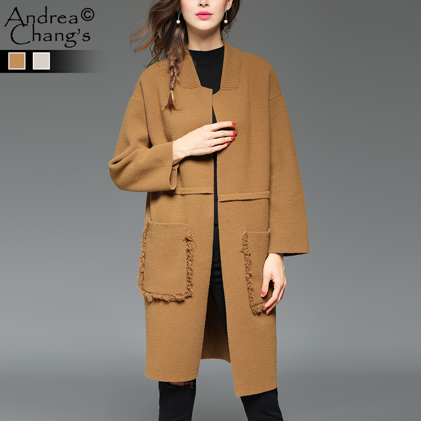 Online Buy Wholesale long brown winter coat from China long brown ...