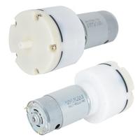 1 pz Micro Pompa A Vuoto D'aria Durevole Pompa Pneumatica A Membrana 13L/Min Apparecchi DC 12 V 1500mA Per La Casa