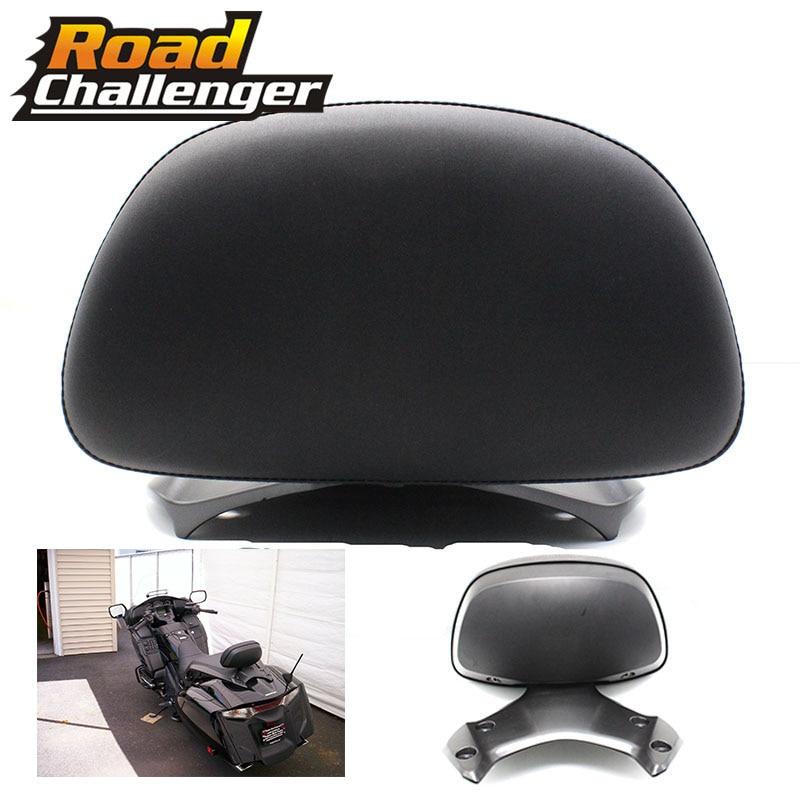 Passenger Seat Cushion Back Rest Pad For Honda Goldwing GOLD WING GL1800 F6B GL 1800 2013-2016 Motocycle Rear Backrest