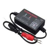 12v bateria tester bluetooth auto bateria circuito cranking analisador digital ferramenta de diagnóstico sistema elétrico testes android ios|  -