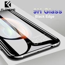 FLOVEME Tempered Glass For Xiaomi Redmi Note 5 Plus 4X 6 Pro Screen Pro