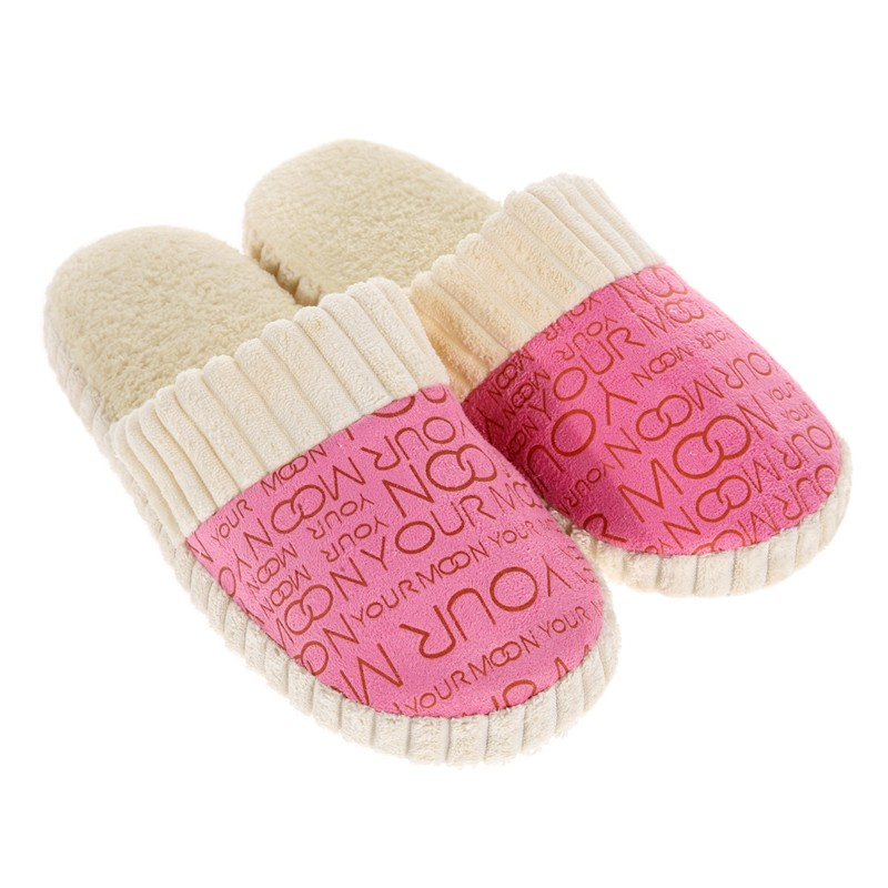 New 2019 Autumn Winter Slippers for Women House Shoes Soft Pantufas Home Slippers Indoor Shoes Plush Men Slippers Size 36-45 цена