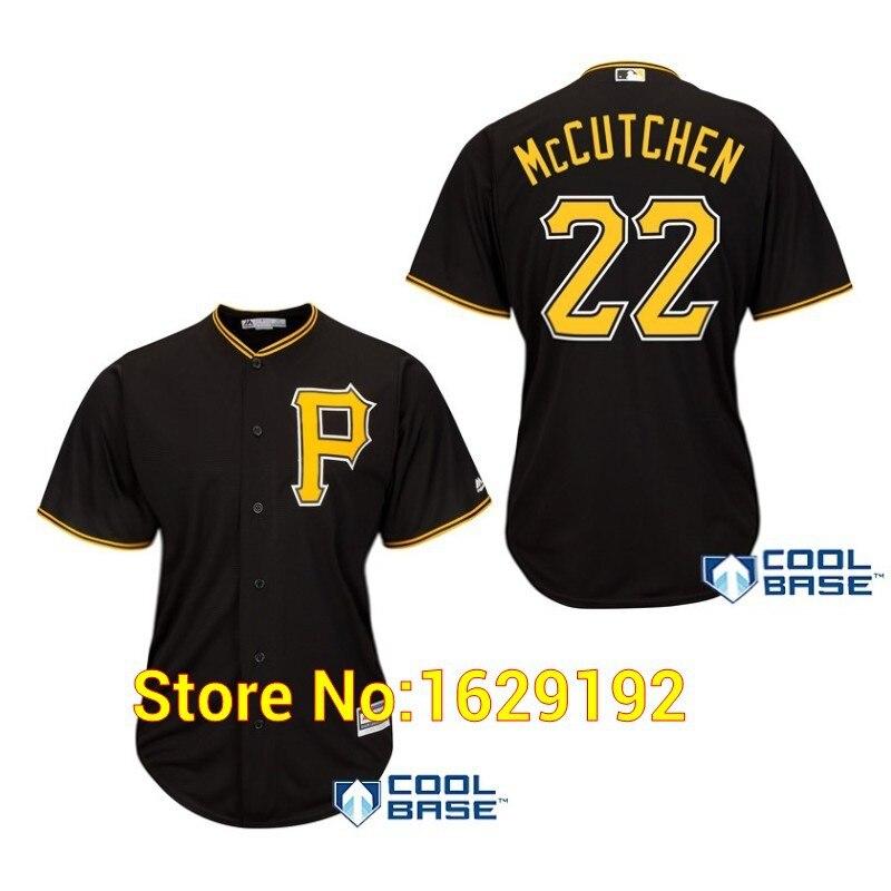 Pittsburgh piratas mujeres camiseta 6 Starling Marte 22 Andrew ...