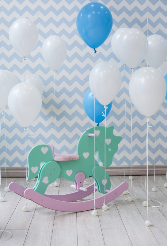 Initiative Laeacco Baby Birthday Party Balloons Toys Chevrons Wall Child Portrait Photo Backdrop Photographic Background For Photo Studio Structural Disabilities Consumer Electronics