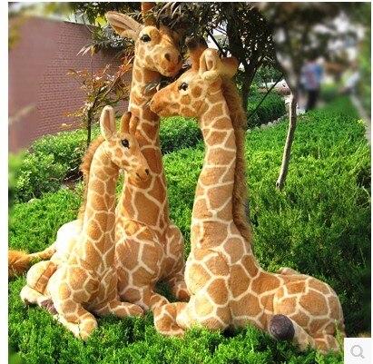 Free shipping hight quality  55cm  70cm  85cm simulation giraffe plush toy Christmas gift birthday gift hight quality freckle removing skin whitening increase elasticity fish collagen powder 1kg free shipping