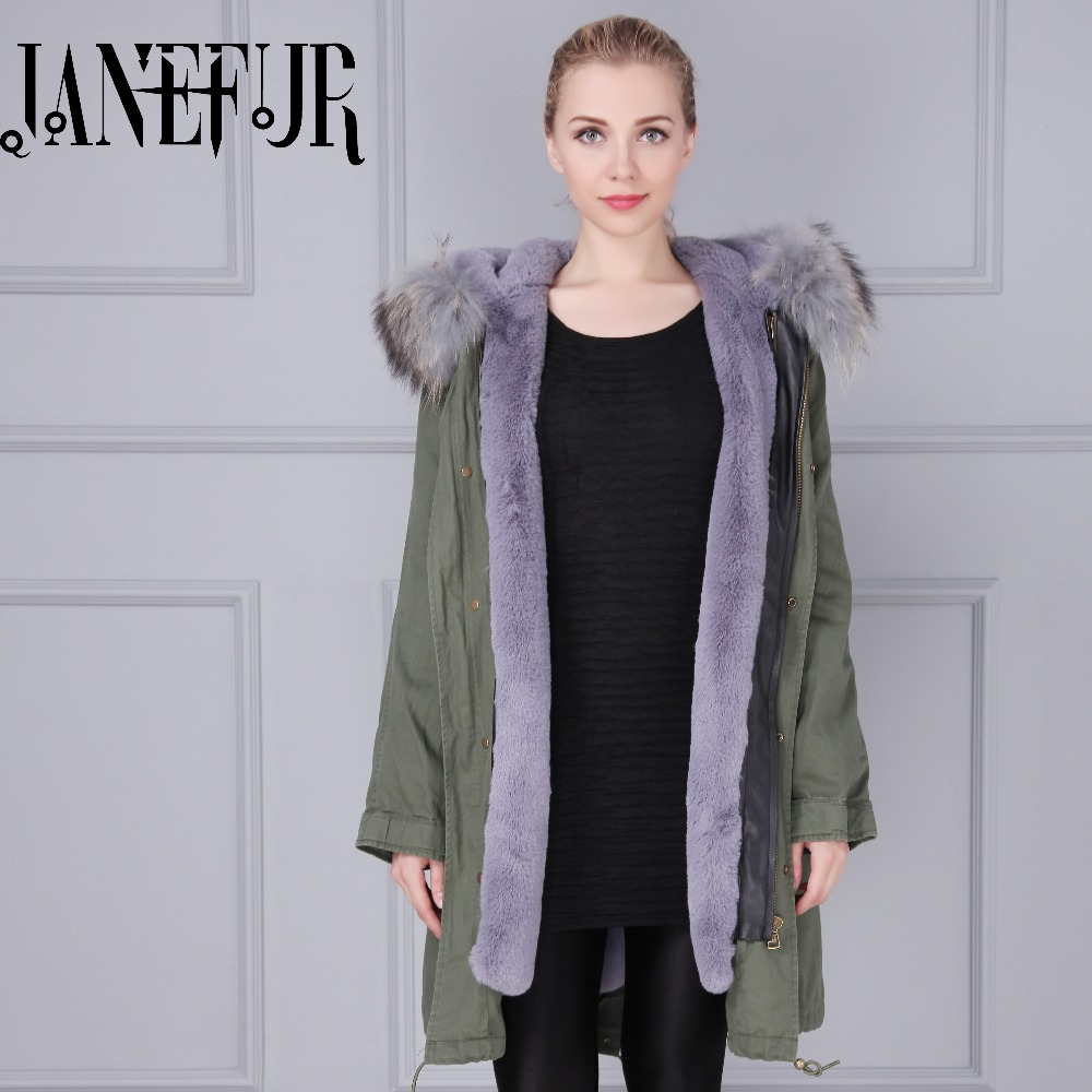 Faux Fur Lining Women Hooded Ladies Long Jacket Winter Warm Cotton Coats Clothes Parkas Winter Women Coats