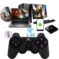 Android Wireless Gamepad For Android Phone/PC/PS3/TV Box Joystick 2.4G Joypad Game Controller For Xiaomi Smart Phone 1