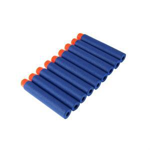 20Pcs Hot Sale Soft Bullet Elite Rampage Retaliator Series Blasters Refill Clip Darts Toy Gun Wholesale